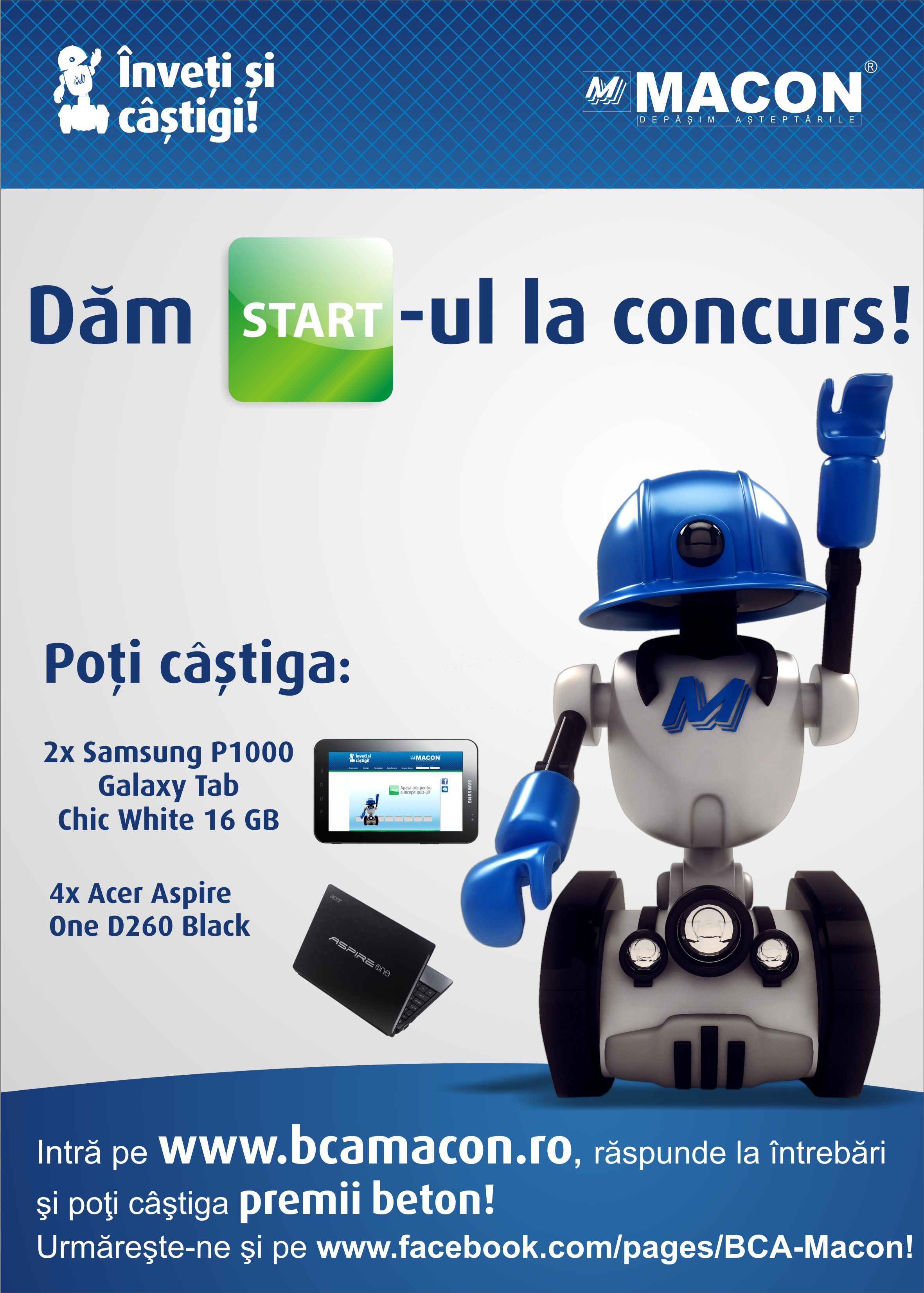 Concurs BCA Macon | AStA _Cluj